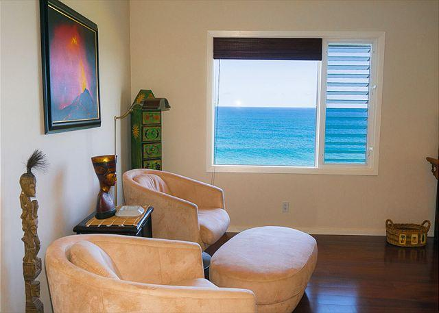 Alii Kai 5102: Oceanfront views from every room, upgraded luxury 1br. - Image 1 - Princeville - rentals