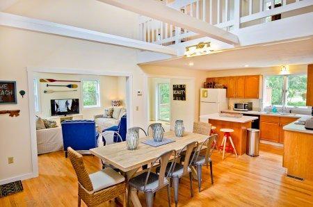 KATAMA BEACH HOUSE - KAT RPET-38 - Image 1 - Edgartown - rentals