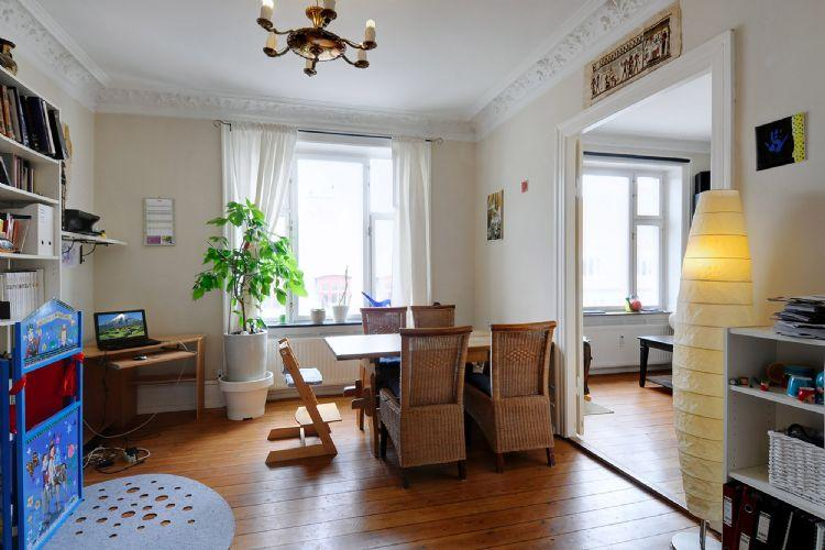 Vesterbrogade Apartment - Lovely bright Copenhagen apartment near lovely parks - Copenhagen - rentals