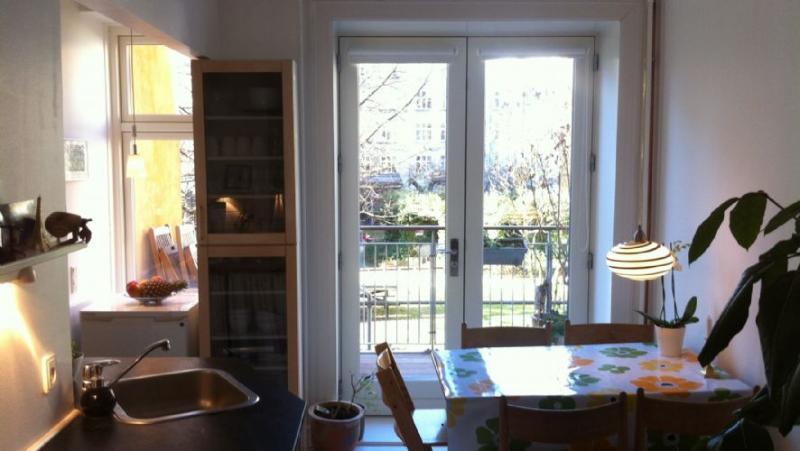 Nansensgade Apartment - Charming two floors Copenhagen apartment at Noerreport - Copenhagen - rentals