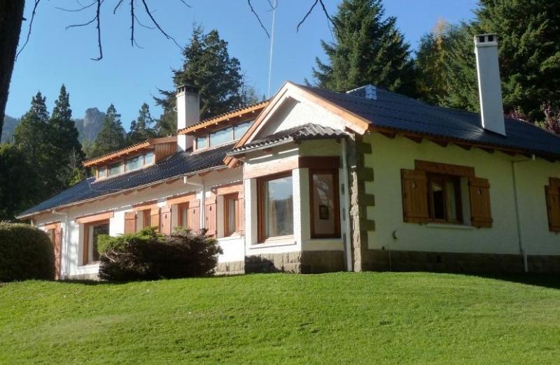 Front elevation - Lodge on the Lake - San Carlos de Bariloche - rentals
