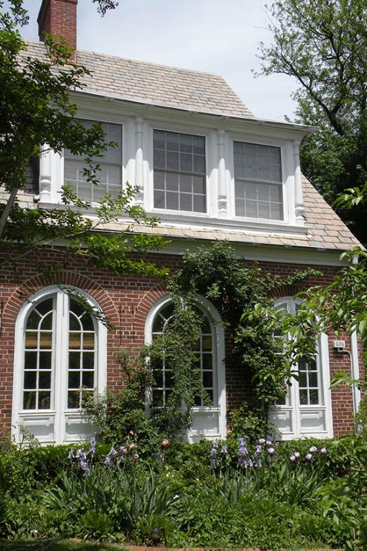 Front of house - Elegant House during summer in Baltimore - Baltimore - rentals