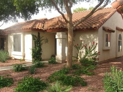 "Front & Side of House - ""VALLEY OF THE SUN"" PEORIA-GREATER PHOENIX AREA - Peoria - rentals"