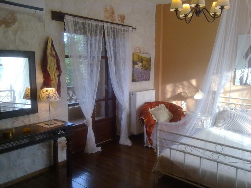 Bedroom - ALEGRIA VILLAS DALIA  NEXT TO BEACH  WITH SEA VIEW - Zakynthos - rentals