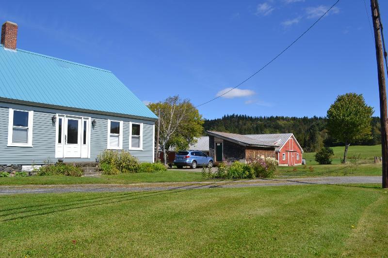 New Hampshire vacation rental - Mohawk River Farm - Mohawk River Farm House - Colebrook - rentals