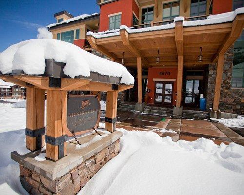 Front Entrance - Park City The Canyons Ski Area - Miner's Club 2br - Park City - rentals