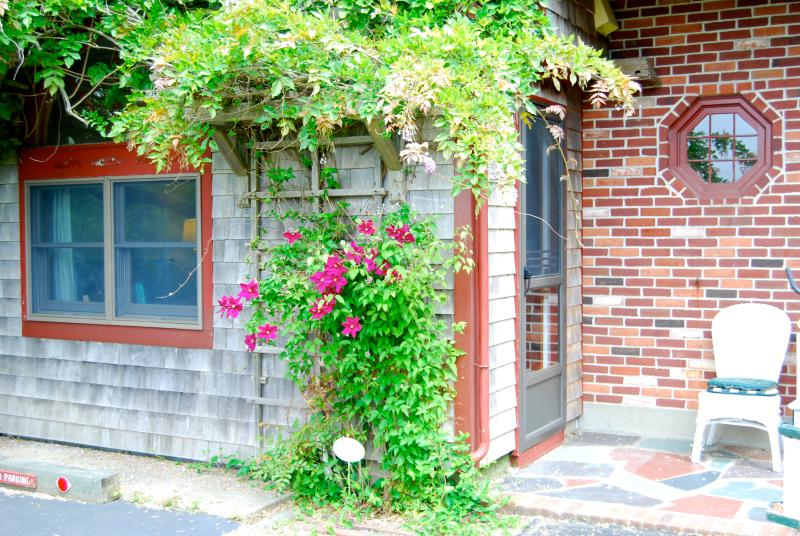 Entrance - Crosswinds B&B Suites -Cape Cod Studio - Eastham - rentals