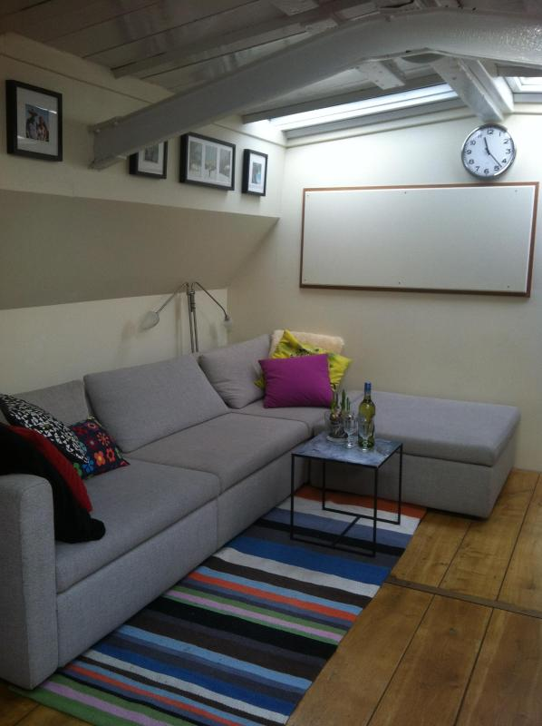 Authentic houseboat on Amstel river - Image 1 - Amsterdam - rentals