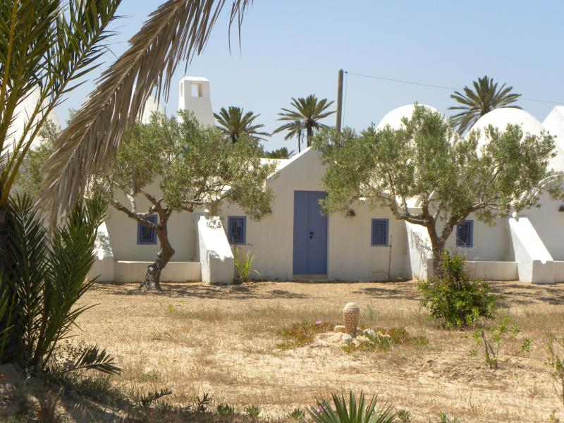 Hanout Farghana - Dar Gaïa (Jerba) - Rebirth of a Jerbian Menzel - Midoun - rentals
