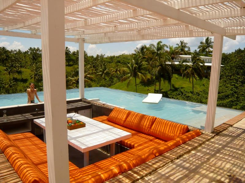 swimming pool - Luxury Villa For 10, Park 350,000m2 - Las Terrenas - rentals