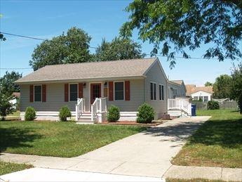 Facade - RENOVATED BEACH COTTAGE 107792 - Cape May - rentals