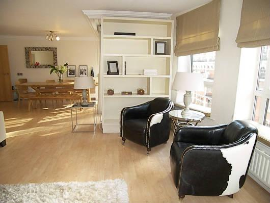 Reception Room - Drayton Gardens, 3 Bedroom Flat in Chelsea - London - rentals