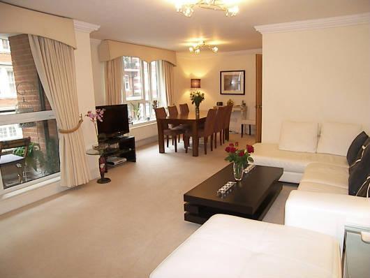Reception Room - Drayton Gardens, South Kensington - London - rentals
