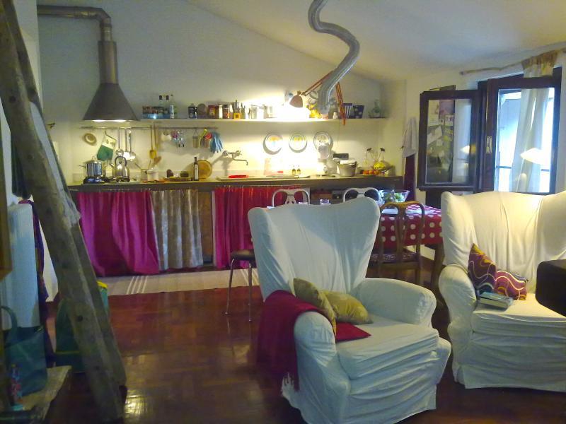 living room - Cascina Segrino - Canzo - rentals