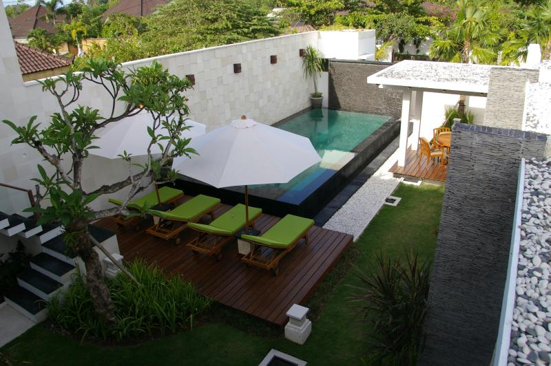 vieuw over the grouds - Villa Merah Muda  Seminyak; a home for perfect holidays - Seminyak - rentals