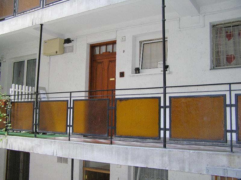 Entrance on the 2. floor./Apartment/ - Apartment in the heart of  Budapest ! - Budapest - rentals