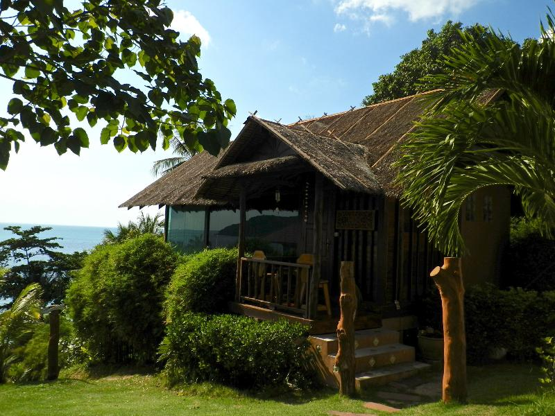 The Glass Cottage - The Glass Cottage@ A's Beach Place  unique luxury - Koh Phangan - rentals