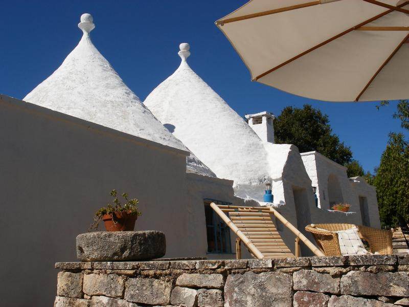 TrulloBianco - White trullo, villa with pool - Martina Franca - rentals