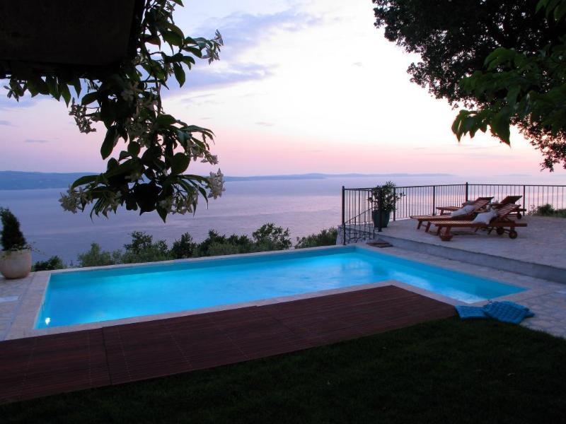 Luxury Villa Aurora**** near Split ,heated pool - Image 1 - Dalmatia - rentals