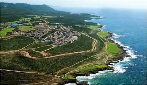 Aerial View of Bajamar - Casa Alexssa - Ensenada - rentals