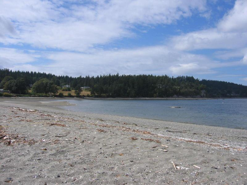 Furnished Home on Quiet Sandy Beach - Image 1 - Coupeville - rentals