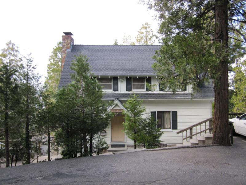 Front view - Schaller Cabin Rental-real Beauty @ Lake Arrowhead - Lake Arrowhead - rentals