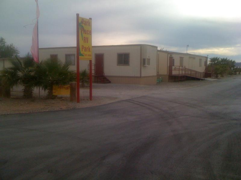 Park Place RV Park - 5th Wheel - Quartzsite - rentals