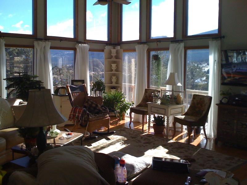The view says it all! - Estes Valley Cottage - Estes Park - rentals