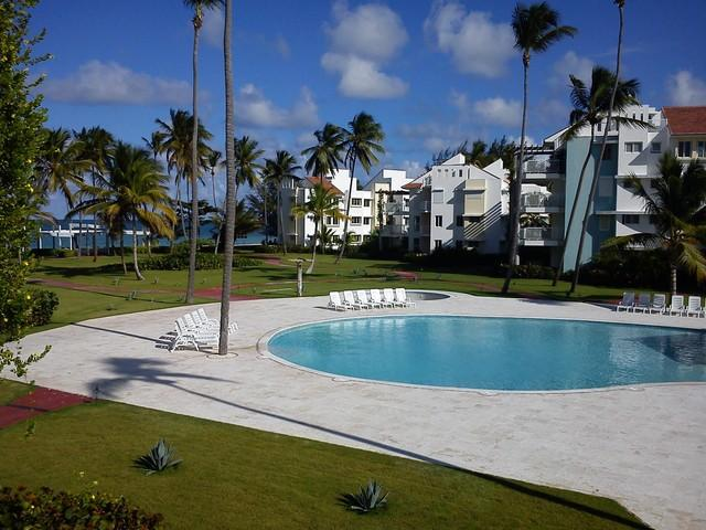 Pool View - Stunning 3 BR Beachfront Condo in Playa Turquesa! - Punta Cana - rentals