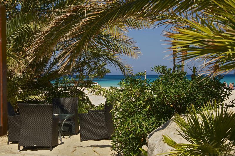 View - San Vito lo Capo -  near the beach with sea view - Italy - rentals