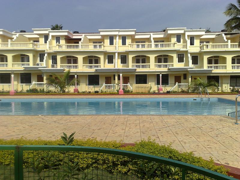 Holiday Apartments in Benaulim,Goa - Holiday apartment at Micon Coastal Paradise - Margao - rentals