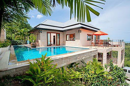 Tropical Villa - Tropical Villa - Lamai Beach - rentals