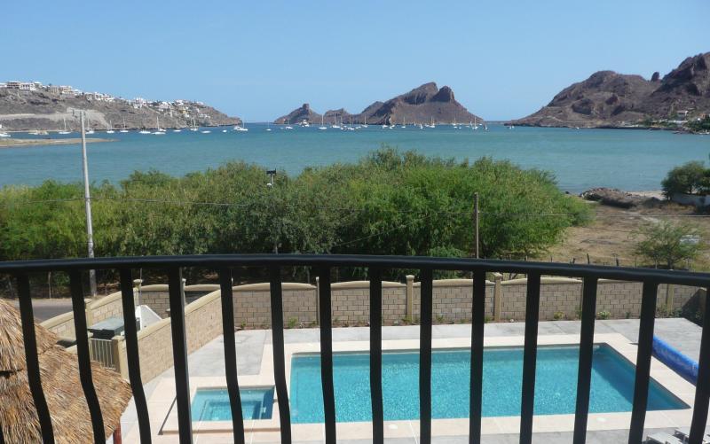 Views from balcony - Breathtaking Views - San Carlos - rentals