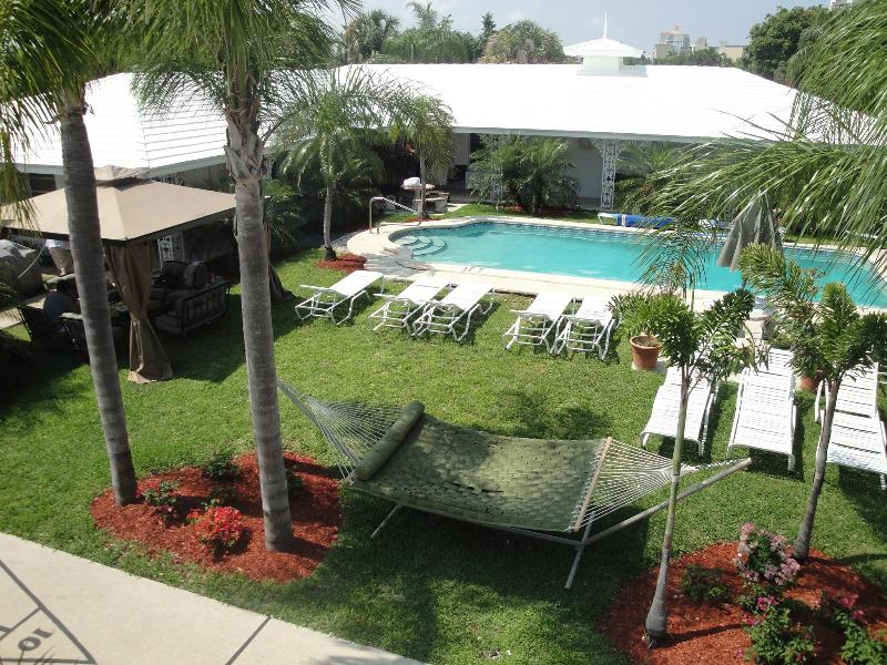 2 BR Boutique villa by the Ocean,Beach, pool - Image 1 - Fort Lauderdale - rentals
