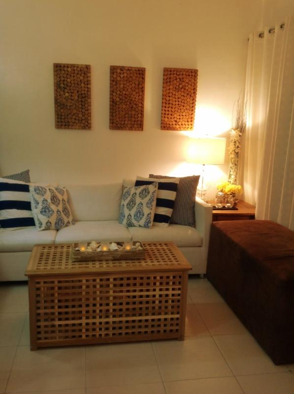 Warming Living Room - BEAUTIFUL BEACHFRONT APARTMENT UP TO 40% OFF - Puerto Plata - rentals