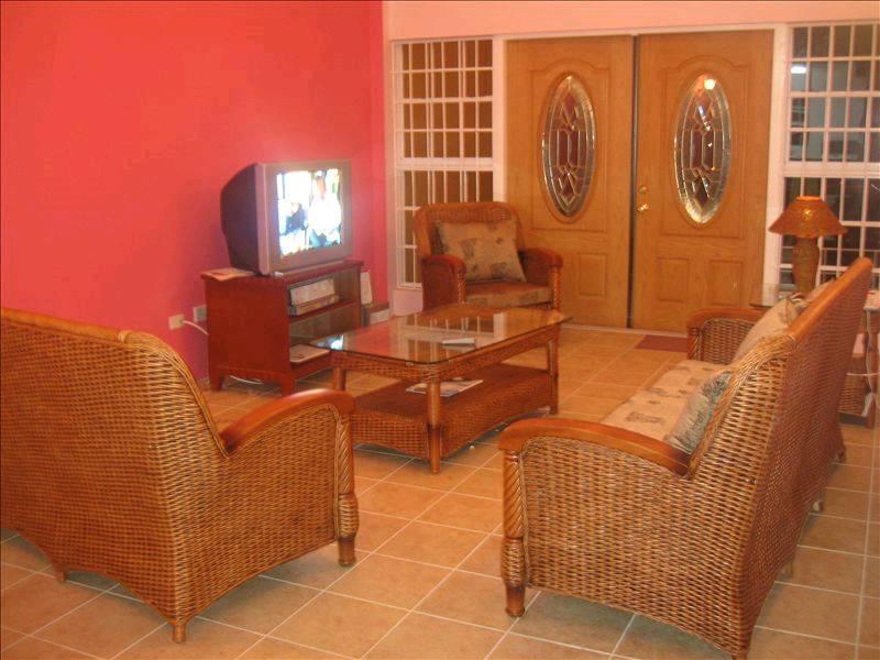 Living Room Area Unit#1 - Dore Haven Condominiums - Gros Islet - rentals