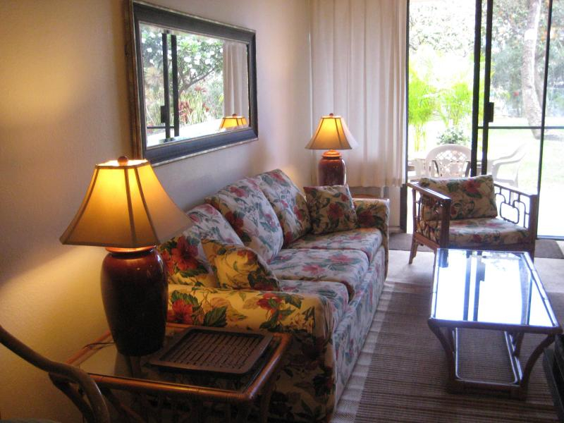 Living Room - Maui Vista.Free wifi/internet/long distance calls - Kihei - rentals