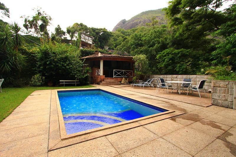 Victoria Regia Lagoa Mountain Home - Image 1 - Rio de Janeiro - rentals