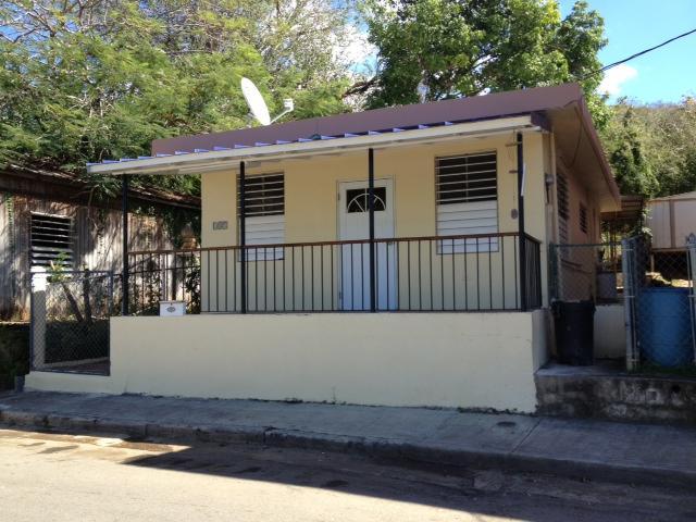 Front of House - Casa de la Hamaca - Isla de Vieques - rentals