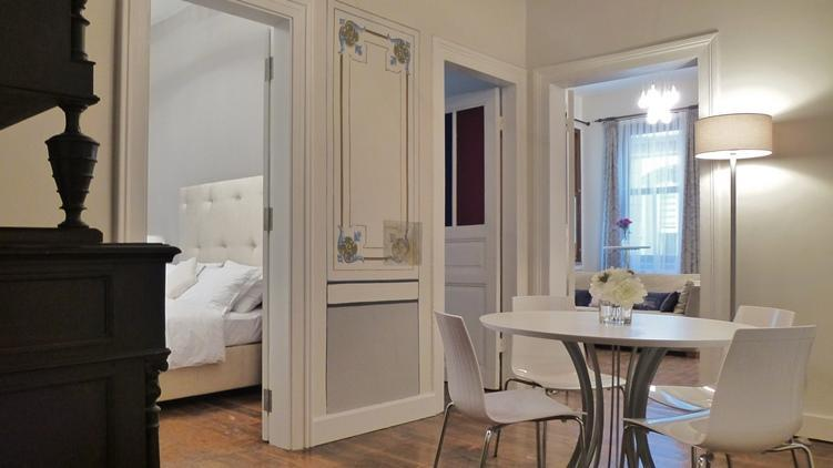 Full of character, with frescoes, in Galata - Image 1 - Istanbul - rentals