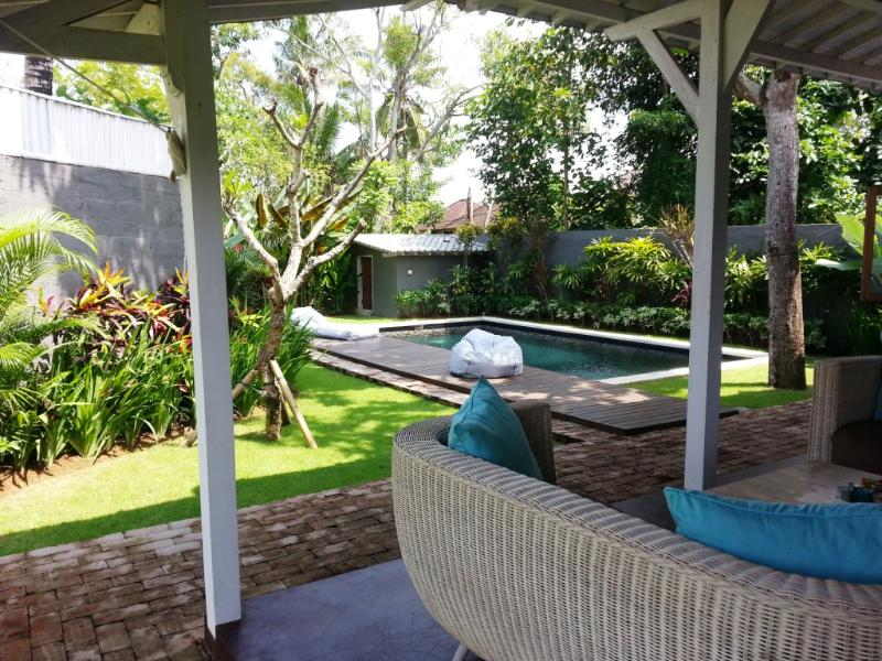 living room view - Nice and quiet Villa BALINESE Limasan 4pax - Canggu - rentals