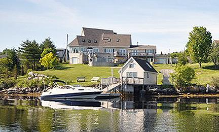 Captains Watch - #18 Captains Watch Oceanfront Retreat, McGraths Cove NS - Halifax - rentals