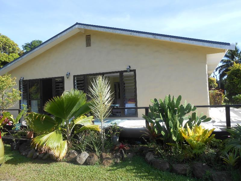 Gardens - Vacation home in Avarua, modern and spacious - Avarua - rentals
