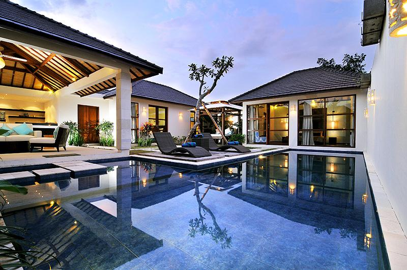 The Pool - SEMINYAK, Great Value, 3 Bdr, Near Beach, New - Bali - rentals