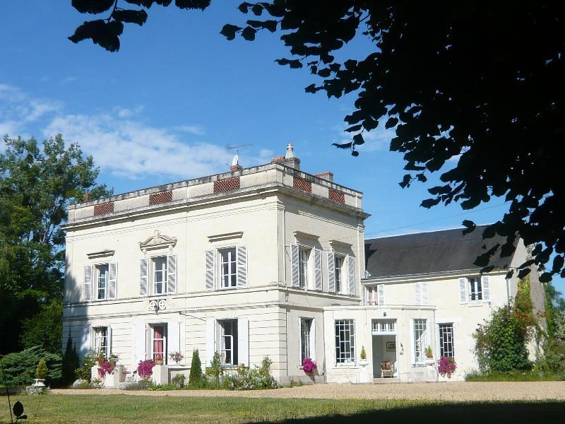 la maison des Longchamps Vallee de la Loire France - Les Longchamps Suite Divine Proportion 4 people - Pre-en-Pail - rentals