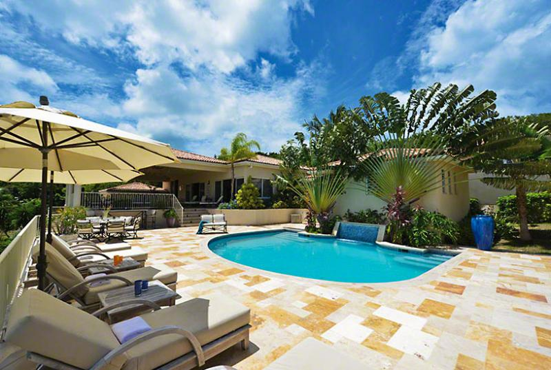 SPECIAL OFFER: St. Martin Villa 97 A One Of A Kind Dream House That Has Become A New Jewel In The Exclusive Baie Rouge Section Of Terres-Basses. - Image 1 - Terres Basses - rentals