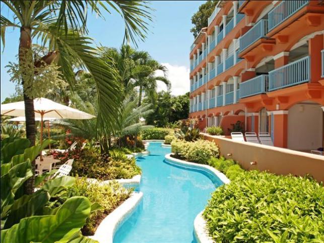 Villas on the Beach #102 at St. James, Barbados - Beachfront, Pool, Easy Walking Distance To Shoppin - Image 1 - Saint James - rentals
