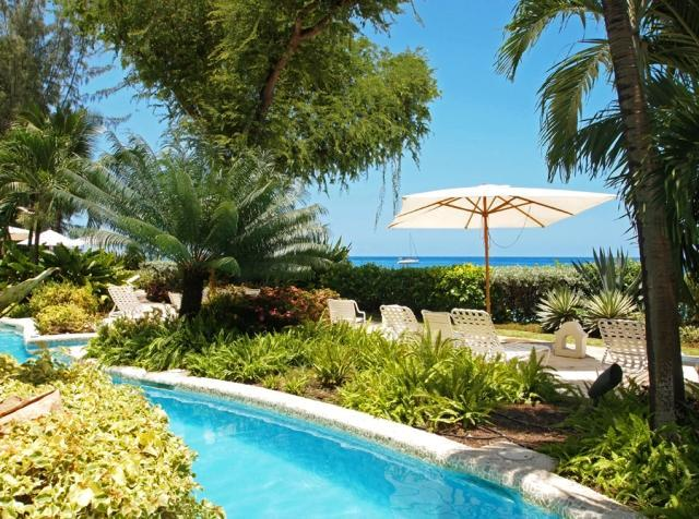 Villas on the Beach #103 at St. James, Barbados - Image 1 - Saint James - rentals