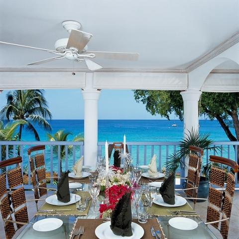 Villas on the Beach #201 at St. James, Barbados - Image 1 - Saint James - rentals