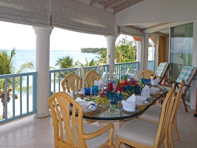 Villas on the Beach #403 at St. James, Barbados - Image 1 - Saint James - rentals